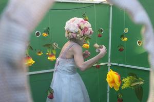 Noa Shavit in International Moving Sculpture Festival, Rechovot 2016